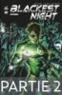 Couverture du livre Blackest Night - Partie 2 - Johns Geoff - 9791026842088