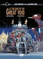 Couverture du livre Valerian - Volume 19 -  At the Edge of the Great Void - Pierre Christin - 9791032802519