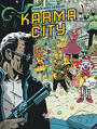 Couverture du livre Karma City - Chapter 7 - Gabrion - 9791032810002