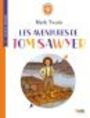 Book cover: Les aventures de Tom Sawyer - TWAIN MARK - 9791035803896