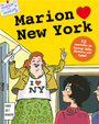 Couverture du livre Marion loves New York - JOLY FANNY - 9791094366158