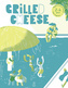 Book cover: Magazine Grilled cheese 2-4 ans 3 Piscine - COLLECTIF - 9782561332403