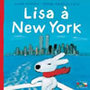 Couverture du livre Lisa a new york - GUTMAN ANNE & HALLENSLEBEN GEO - 9782012240582