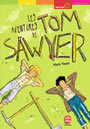 Couverture du livre Les aventures de tom sawyer - TWAIN MARK - 9782013220033