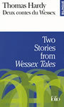 Couverture du livre Deux contes du wessex two stories from wessex tales - HARDY THOMAS - 9782070301652