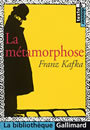 Book cover: La metamorphose - KAFKA FRANZ - 9782070313730