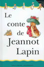Couverture du livre Le conte de jeannot lapin - POTTER BEATRIX - 9782070546992