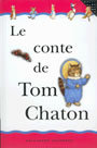Couverture du livre Le conte de tom chaton - POTTER BEATRIX - 9782070547005