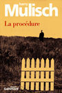 Couverture du livre La procedure - MULISCH HARRY - 9782070756650