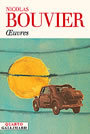 Book cover: Oeuvres completes - BOUVIER NICOLAS - 9782070770946