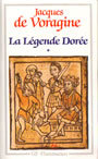 Couverture du livre La legende doree I - VORAGINE JACQUES DE - 9782080701329