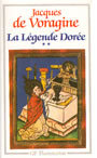 Couverture du livre La legende doree II - VORAGINE JACQUES DE - 9782080701336