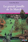 Couverture du livre La grande famille de jo march - ALCOTT LOUISA MAY - 9782203135932