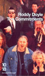 Couverture du livre The commitments - DOYLE RODDY - 9782264026552