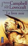 Couverture du livre Le livre noir - LOVECRAFT HOWARD PHILLIPS - 9782266109857