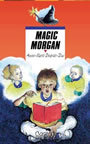 Couverture du livre Magic morgan - DESPLAT-DUC ANNE-MARIE - 9782700225396