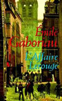 Couverture du livre L'affaire lerouge - GABORIAU EMILE - 9782702497470