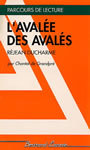 Couverture du livre L'avalee des avales de rejean ducharme - GRANDPRE CHANTAL DE - 9782735203253