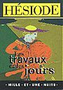 Book cover: Travaux et les jours - HESIODE - 9782842054069