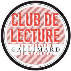 club de lecture, librairie gallimard, chambery